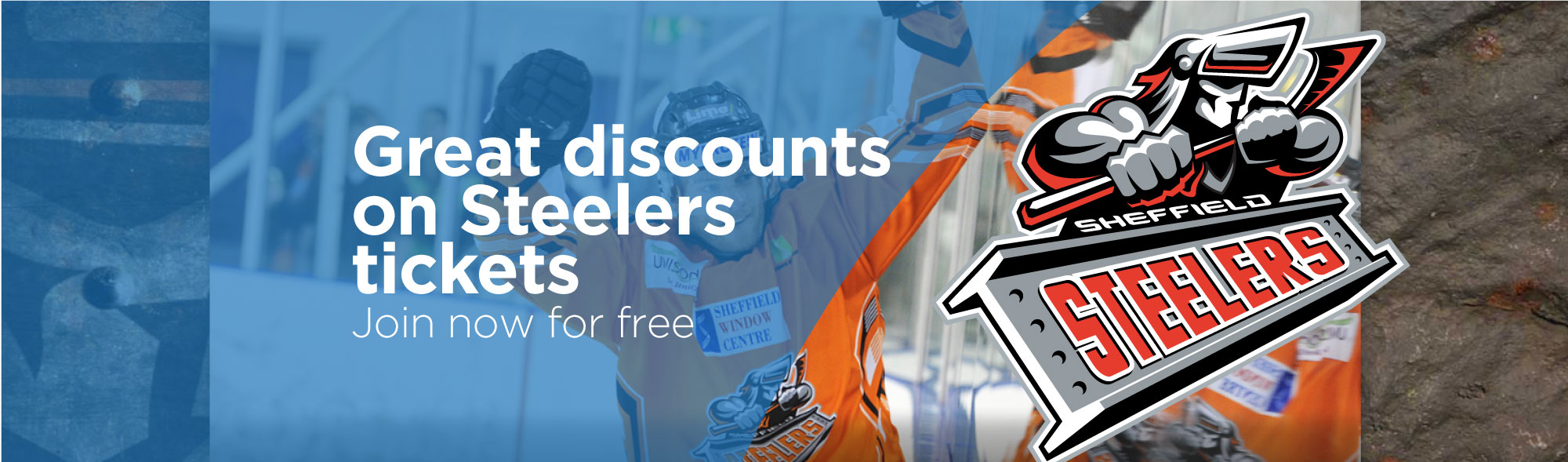 Sheffield Steelers discount tickets